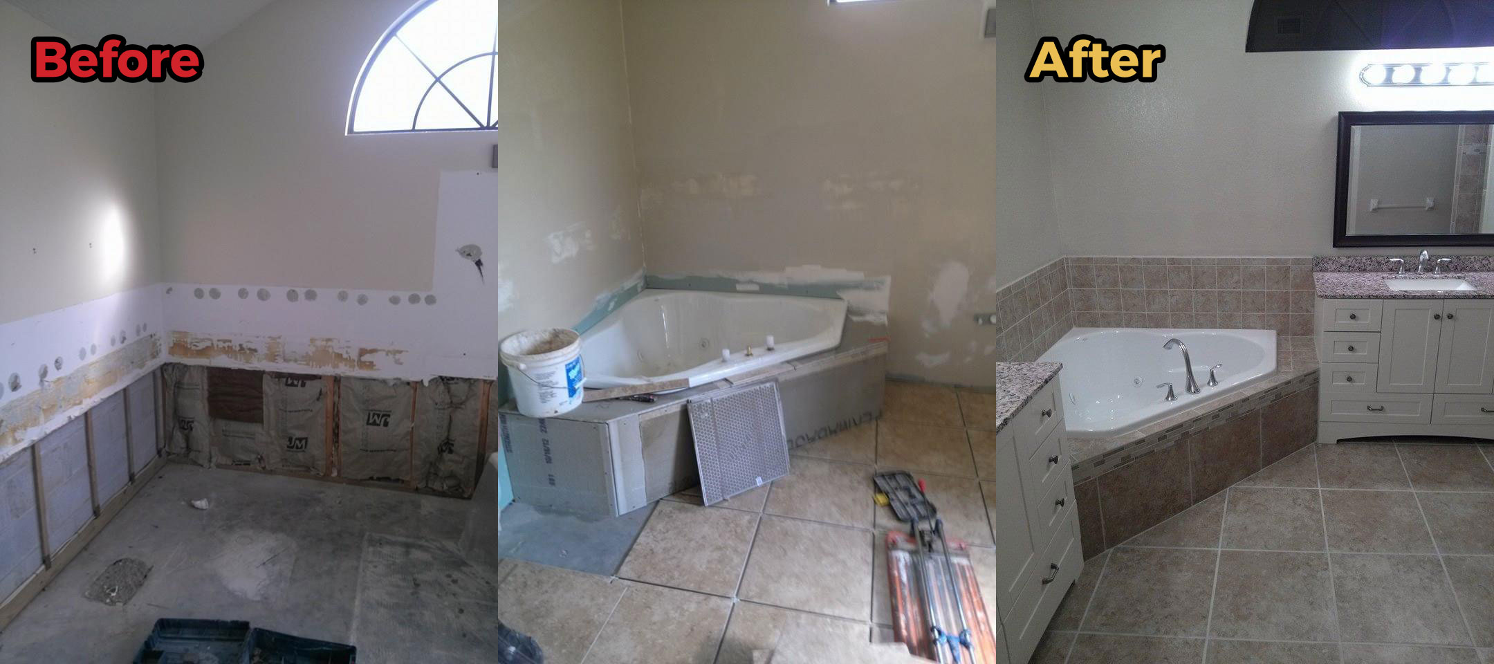 Best Plumbers Cocoa Beach FL before/after
