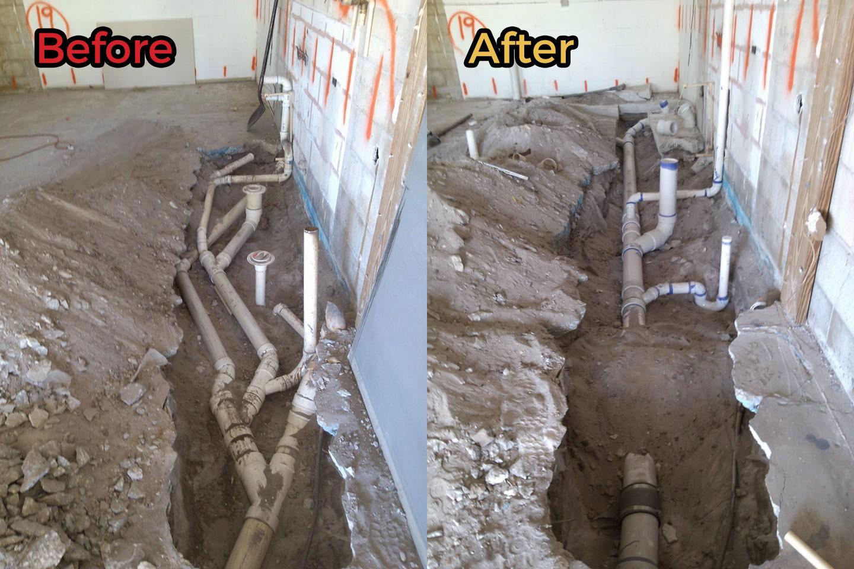 Sewer Line Repair Merritt Island FL