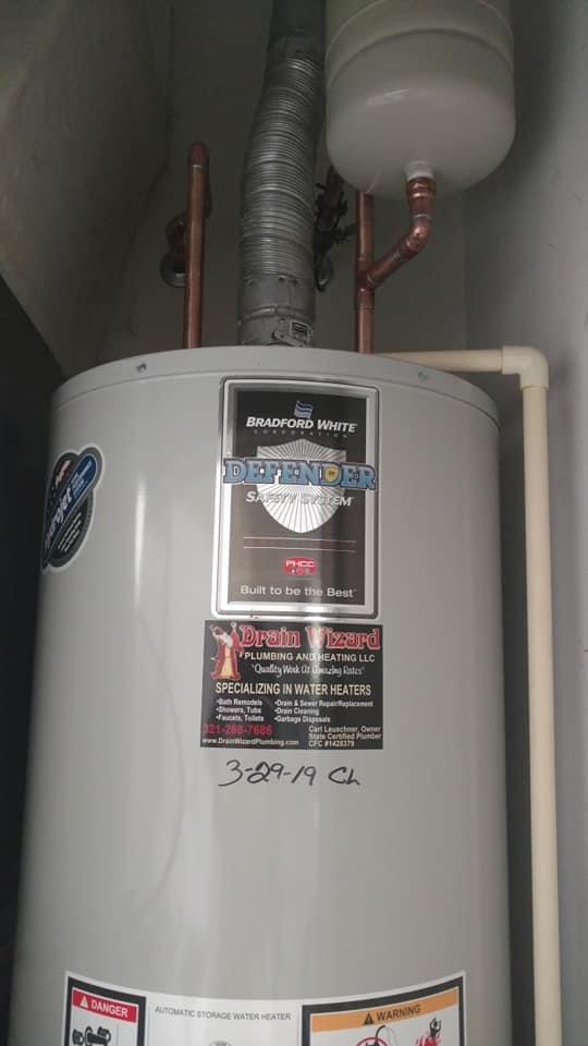 Rockledge FL water heaters